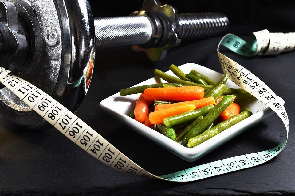 I vy můžete zhubnout