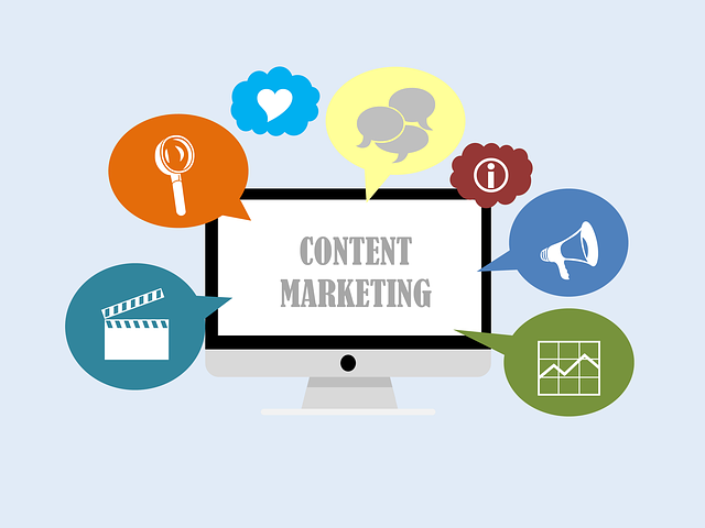 marketing webové stránky