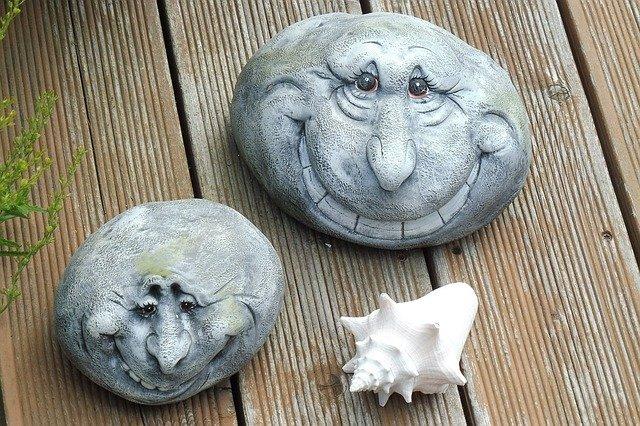 kameny a mušle